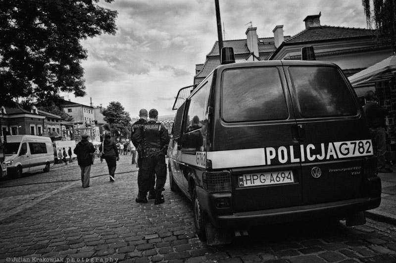 Kazimierz Policja
